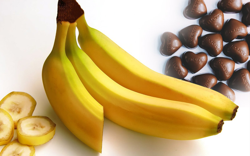 Bananas vs. Chocolate